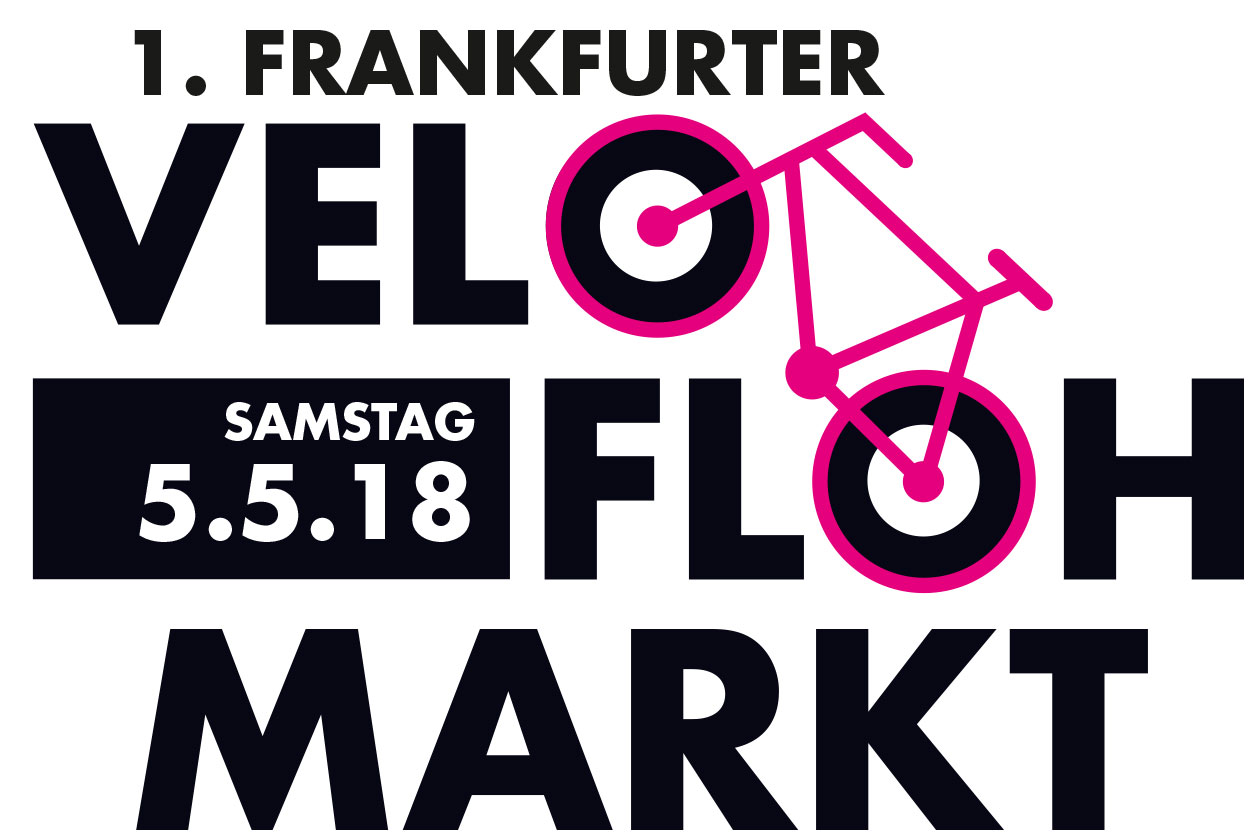 1. Frankfurter Velo-Flohmarkt